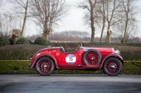 FIAT 514 Coppa del Alpi - 1931