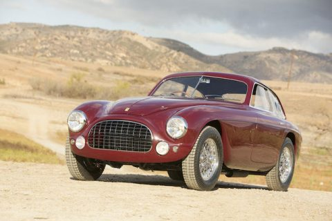 Ferrari 212 Export Berlinetta – 1951