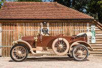 Minerva Type DD 14hp Victoria Tourer - 1913