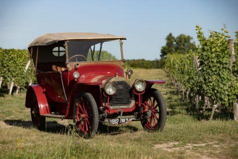 Peugeot Type 138 Torpedo Turismo – 1912